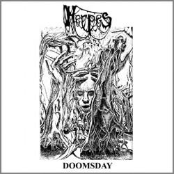 HERPES (Fra) Doomsday Demo CDr