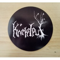 KNEKELPUT Recs - Sticker