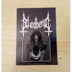 BLODHEMN - Sticker