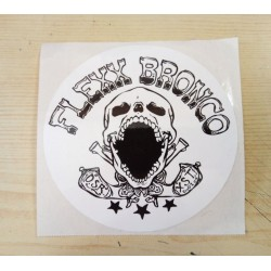 FLEXX BRONCO - Sticker