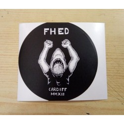 FHED - Sticker