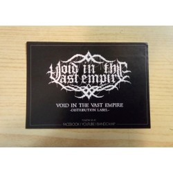 VOID IN THE LAST EMPIRE Recs -...