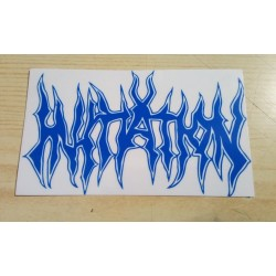 INITIATION (Swe) Sticker -...