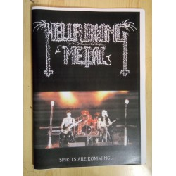 HELLFUCKING METAL (Ger) Issue 4