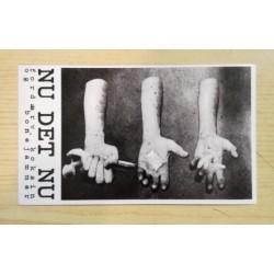 NU DET NU - Sticker