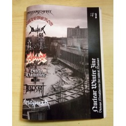NUCLEAR WINTER (Ger) Zine issue 1