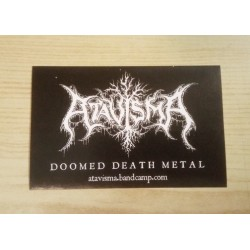 ATAVISMA - Sticker