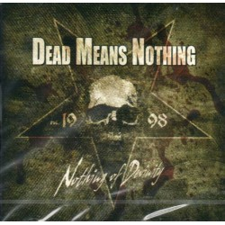 DEAD MEANS NOTHING (Ger)...