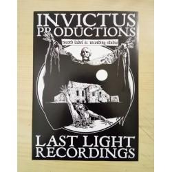 INVICTUS Productions - Sticker