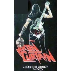 IRON CURTAIN (Spa) Danger zone...