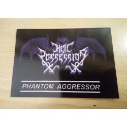 HELL POSSESSION - Sticker