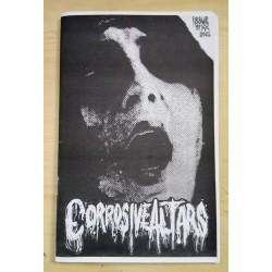 CORROSIVE ALTARS (Usa) Fanzine...