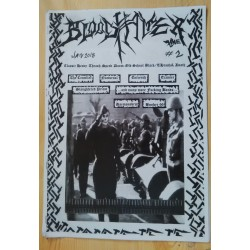 BLOOD HAMMER (Ita) Zine issue 2