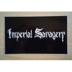 IMPERIAL SAVAGERY Sticker