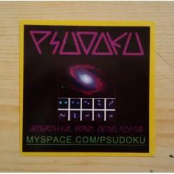 PSUDOKU - Sticker