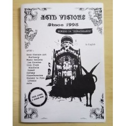 ACID VICIOUS Zine (Fra) issue...