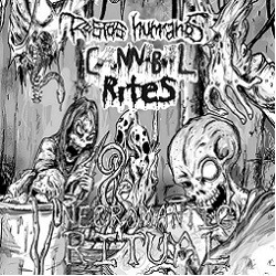 CANNIBAL RITES (Usa)/ RESTOS...
